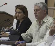 Preside Miguel Diaz Canell, Union de Informaticos. Foto: Ismael Francisco.
