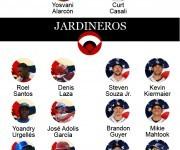 Infografía: Tope entre equipo Cuba y el Tampa Bays de las Grandes Ligas de Estados Unidos en estadio Latinoamericano. Autor: Roldán Cabrera.