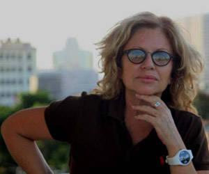 Isabel Santos.