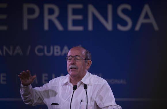 El doctor Agustín Lage.