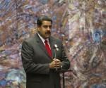 Nicolás Maduro agradece la condecoración con la Orden Nacional José Martí, La Habana, 18 de marzo de 2016. Foto: Ismael Francisco/ Cubadebate
