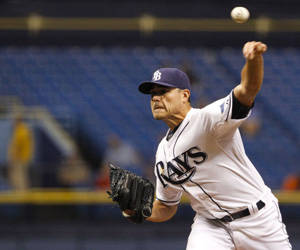 Matt Moore, Longoria y Tampa Bay (+ Tabla)