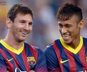 Messi y Neymar, dos de los goleadores azulgranas.