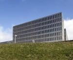 Nueva sede central de los servicios de inteligencia alemanes, el BND. Foto: EFE/Archivo