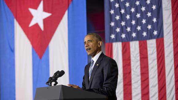 Reitera Obama necesidad de poner fin al bloqueo