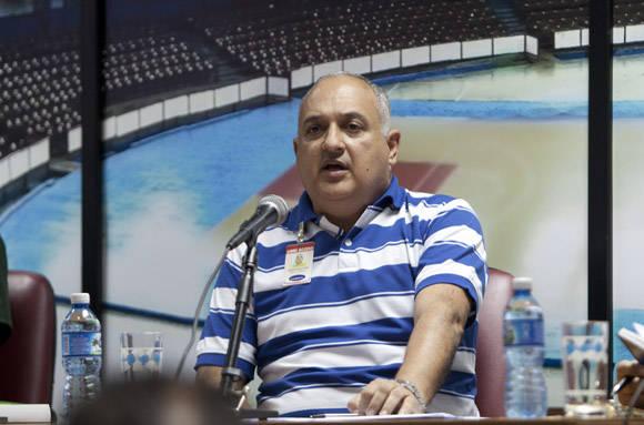Heriberto Suárez. Foto: Ismael Francisco / Cubadebate.