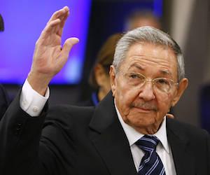 Lamenta presidente cubano pérdidas humanas en Vietnam por inundaciones