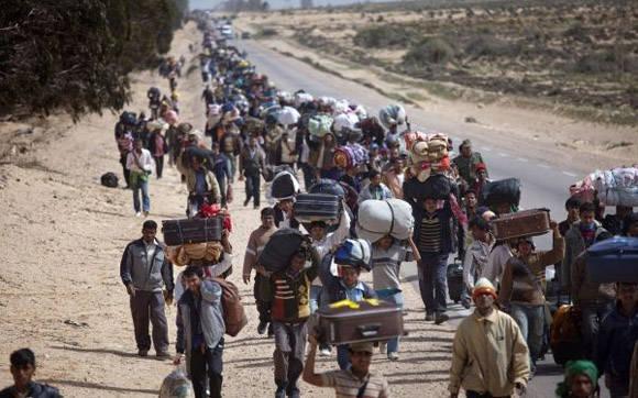 Turquía propone acoger inmigrantes de Medio Oriente rechazados en la UE a cambio de prevendas económicas y políticas.