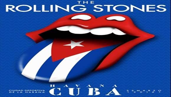 rolling stones en cuba