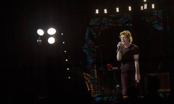 Concierto de The Rolling Stones, en La Habana. Foto: Ismael Francisco/ Cubadebate