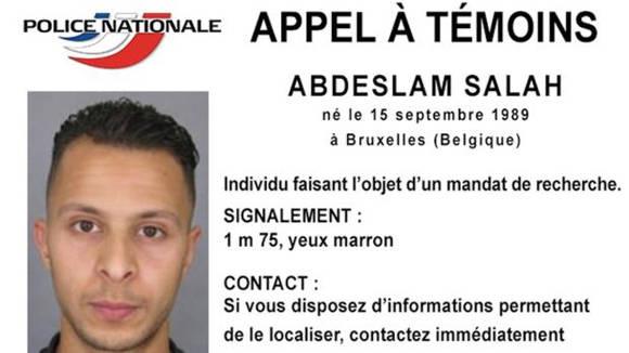Se supone que Salah Abdeslam participó en los atentados de Paris y fue uno de los pocos que logró escapar vivo.