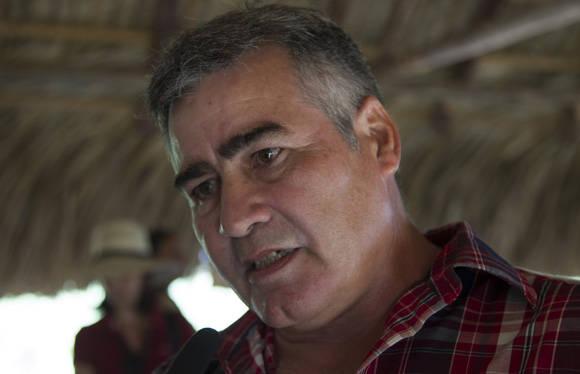 Máximo Pérez. Foto: Ismael Francisco/Cubadebate