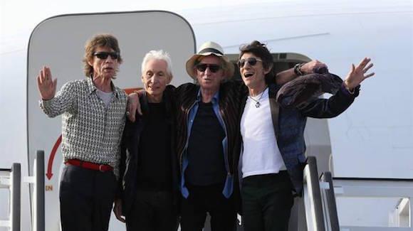 Expectativa en La Habana ante concierto de The Rolling Stones
