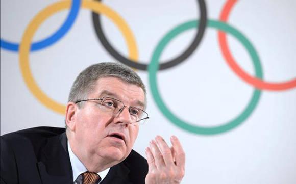 Thomas Bach. Foto: AFP