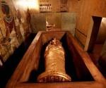 Tumba de Tutankamon.