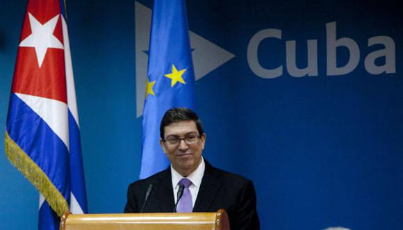Bruno Rodríguez Parrilla. Foto: Ismael Francisco/Cubadebate.