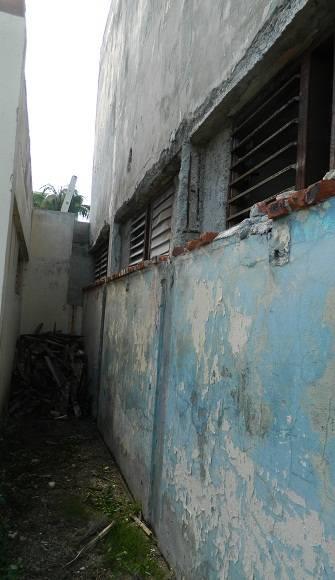 ¿Consideraría usted ésta como una reparación terminada? Foto: Susana Tesoro/ Cubadebate.