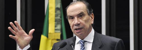 Aloysio Nunes. Foto: Tomada de www.brasil247.com