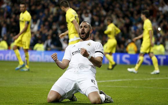 Karim Benzema encabeza la lista de los que se quedaron sin opciones para el Balón de Oro. Foto: Reuters.