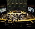 Cámara de diputados de Brasil.