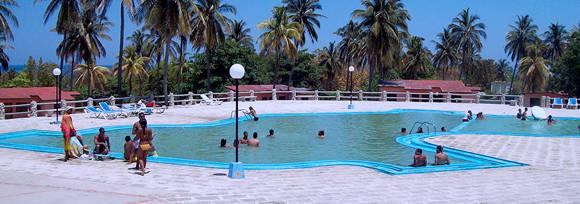 Base de Campismo Las Caletas. Foto: Archivo.