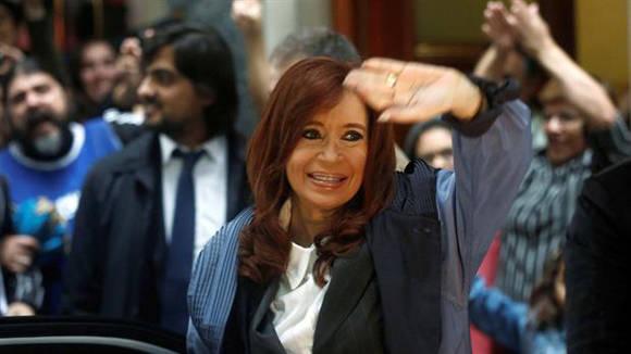 El pueblo ya habló, Cristina para 2019. Foto: Tomada de www.taringa.net