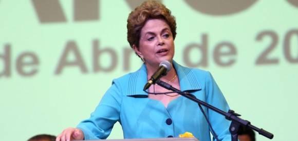 Presidenta de Brasil Dilma Rousseff. Foto: Globo.