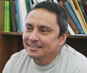 El Dr. en Matemáticas, Ricardo Abreu Blaya. Foto: Edgar Batista.