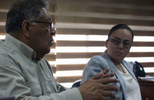 Edgar Márquez (izquierda). Foto: Tomada de nuestroamericano.org (Archivo)