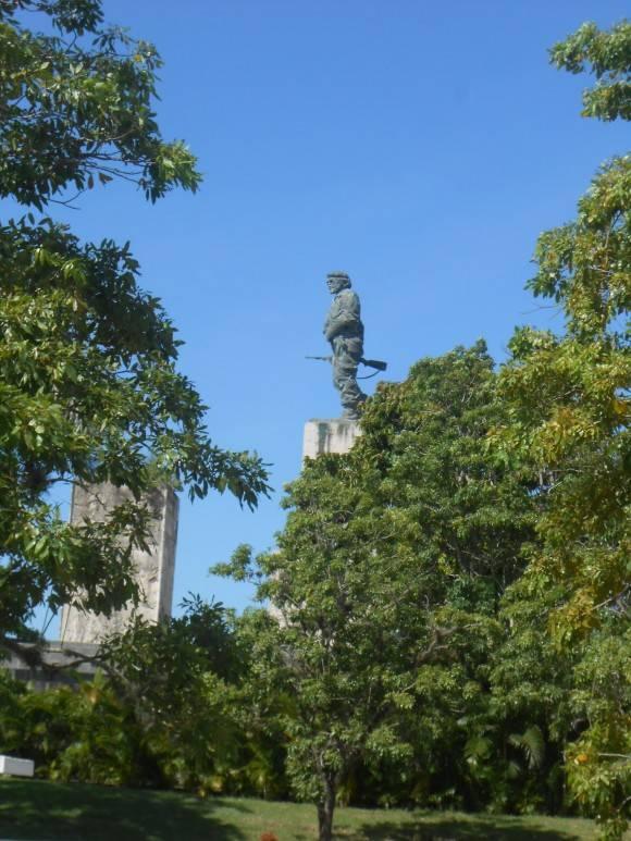El Che en su Plaza. Foto:  Julio A. Valdés Méliz / Cubadebate