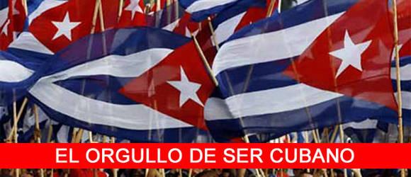 El orgullo de ser cubano