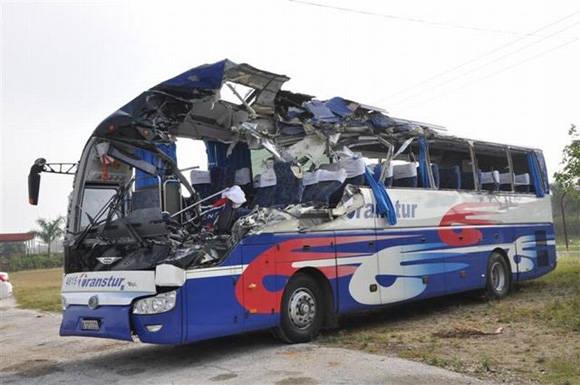 Aplican en Cuba medidas para contrarrestar accidentes del tránsito