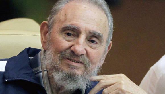 Fidel. Foto: Archivo de Cubadebate