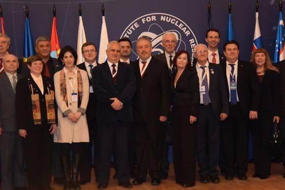 Preside Asesor Científico del Consejo de Estado delegación cubana al 60 Aniversario del IUIN