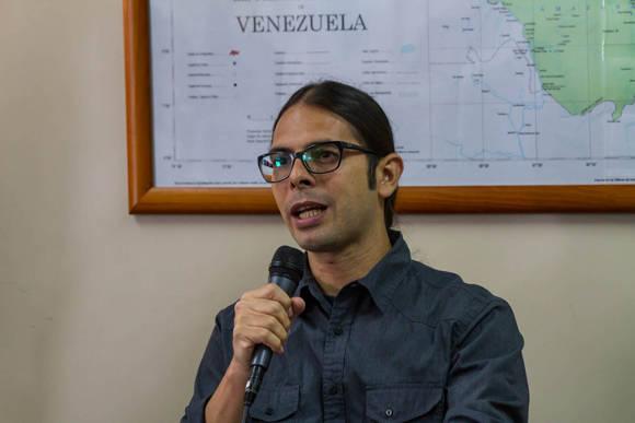 Freddy Ñañez. Foto: Tomada de hoyvenezuela.info