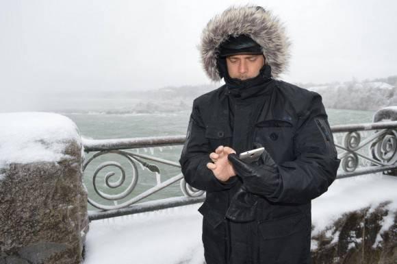 Desde el Niágara, Gerardo devuelve la llamada a La Colmenita