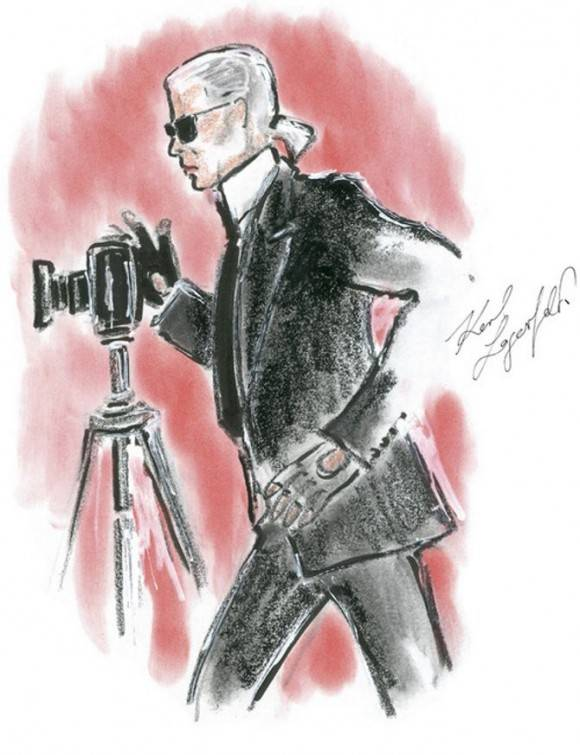 Karl-Lagerfeld-vogue