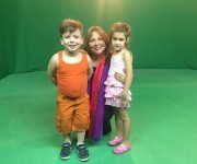 Liuba María Hevia filmó dos nuevos videos clips con el ICAIC. Foto tomada de la página oficial en Facebook de la cantante.