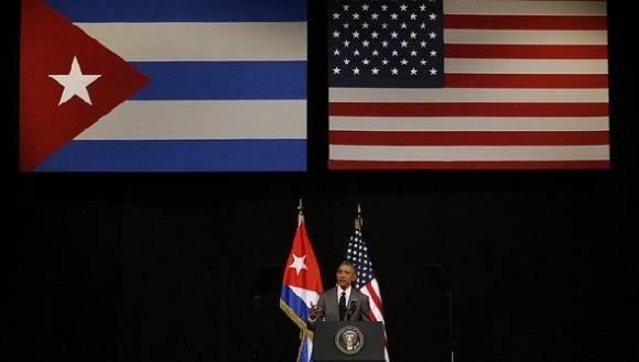 Obama discurso Habana