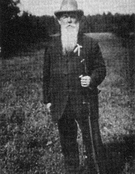 Oscar Swahn (1908). El atleta olímpico más longevo (72 años).