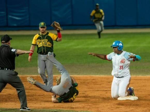 Ciego de ÁVila-Pinar del Río. Final de la 55 Serie Nacional. Foto: ACN /Marcelino Vázquez Hernández / Archivo de Cubadebate