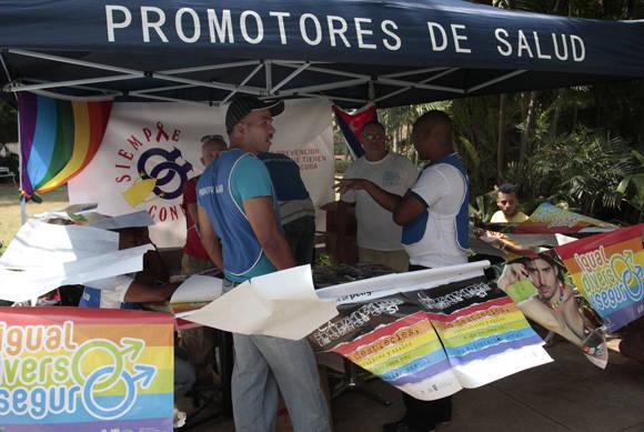 Reconoce PNUD resultados de lucha contra VIH-SIDA en Cuba (+ Video)
