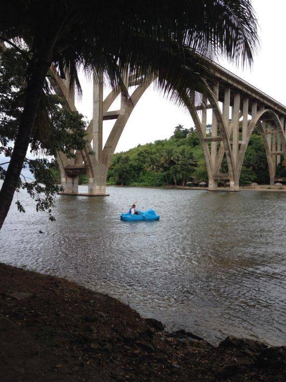 Puente sobre el río Canímar, Matanzas. Foto: María Dolores López Vilorio / Cubadebate