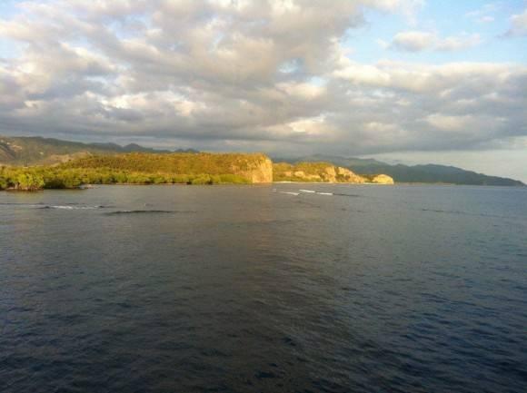 Punta Farallones, Marea del Portillo, Granma. Foto: Yancel Pérez Rosabal / Cubadebate