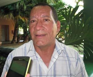 Raúl Osvaldo Espinosa Reyes, secretario del Comité del Partido en la UCI y delegado al VII Congreso. Foto: Nairovin Ojeda Durán