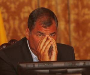 Latinoamérica no tolerará otro Plan Cóndor, sostiene Rafael Correa