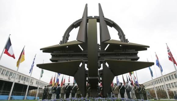 Sede de la OTAN en Bélgica. Foto: AP.