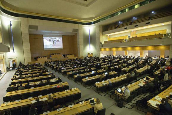 Sede de la ONU en Ginebra, Suiza. Foto: EFE (Archivo)