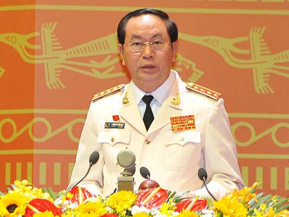 Tran Dai Quang, presidente de Vietnam. Foto: Tomada de elabrelata.com.ve