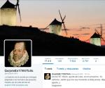 Tweets el Quijote, Miguel de Cervantes